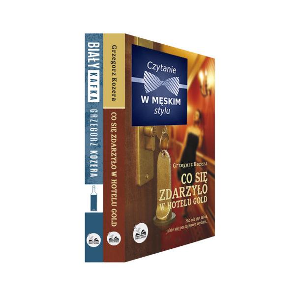 Pakiet Czytanie w Męskim Stylu: Grzegorz Kozera