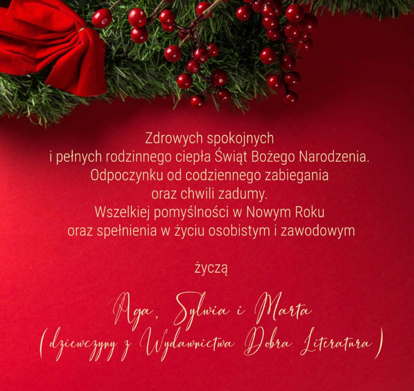 życzenia świąteczne DL