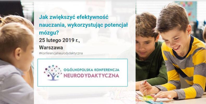 ogólnopolska konferencja neurodydaktyczna