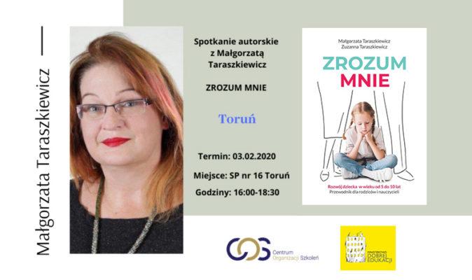 Zrozum mnie warsztaty Małgorzata Taraszkiewicz