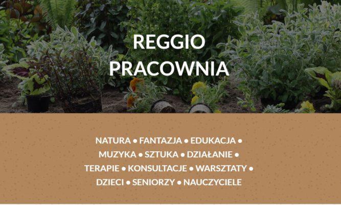 """REGGIO PRACOWNIA"""