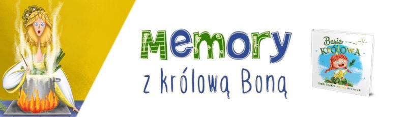 """""""Memory z królowa Boną"""" gra online"""