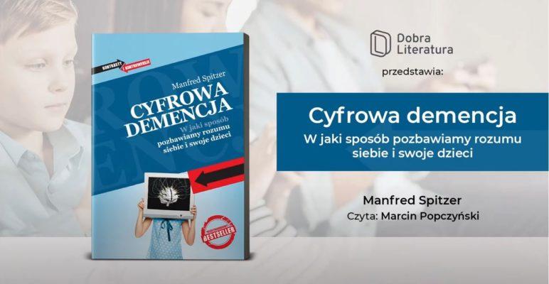 Cyfrowa demencja - audiobook
