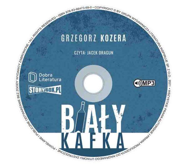 Biały Kafka – audiobook